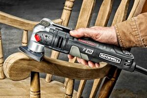 Rockwell Introduces New Oscillating Tools