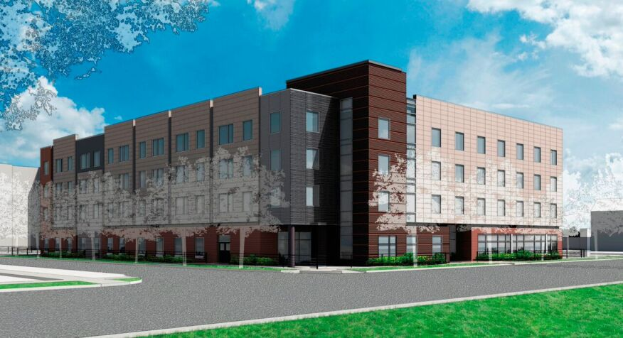 Bank of America Merrill Lynch provided a $7.5 million construction loan, an $11.3 million direct tax credit investment, and a $1 million subordinate loan to 65th Infantry Regiment Veterans Housing, creating 49 units of supportive housing in Chicago.