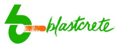 Blastcrete Equipment Co. Logo