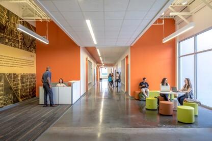 Architect project gallery architect magazine - Interior design schools in houston ...