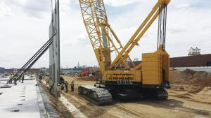 Tilt-up concrete is one of the many types of construction All-Phase performs.