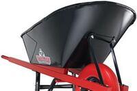 Extreme wheelbarrow makeover
