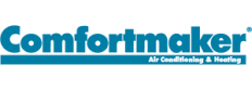 Comfortmaker Air Conditioning and Heating Logo