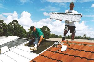 Cool Roofs for Hot Climates