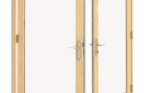 Wood-Ultrex Inswing French Door