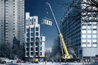 Modular Micro Unit Building Set to Open in Manhattan