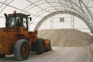 A Salt Storage Solution