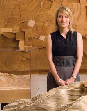 Old work brings new work, says Laura Galvanek of Richard Meier & Partners Architects. She oversees the firm's archives, which contain drawings, letters, and hundreds of models.