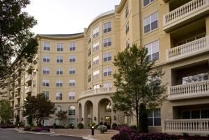 CASE BY CASE: At Post Properties' assets, such as the 307-unit Post Alexander in Atlanta, managers evaluate job loss situations one case at a time.