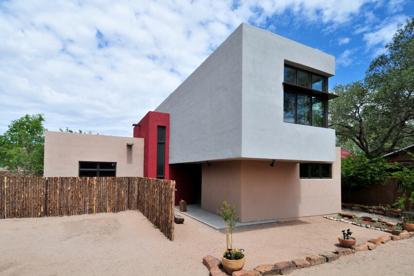 Beating the Cost of LEED: Santa Fe