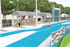 Frisco RoughRiders' Lazy River WIll Be Largest Pool in Pro Sports
