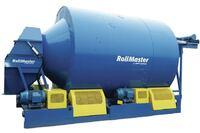High-capacity Reversing Drum Mixer