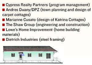 CYPRESS COTTAGE PARTNERS