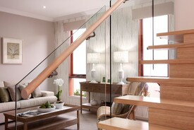 Timber & Glass Balustrades | Architect