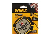 DeWalt's New Tape Measure is Engineered for Extended Performance