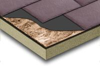 ENBase Rigid Roof Insulation by Carlisle Residential