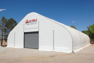 GTX-Series Fabric Buildings