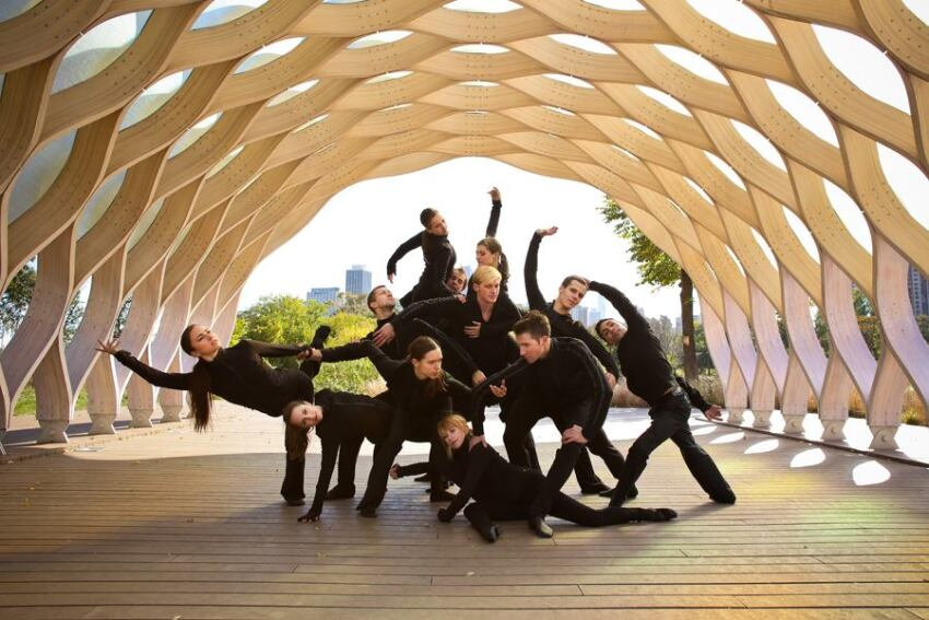 Studio Gang Architects 'Jamming' With Thodos Dance Chicago