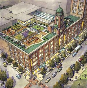 Historic rehabilitation tax credits will help WinnDevelopment redevelop the landmark, 1 million-square-foot Sibley Department Store building in Rochester, N.Y., into a mix of affordable seniors apartments, luxury apartments, and office and retail space.