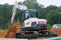 Bobcat M-Series Excavator