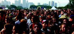 The two-day Lollapalooza festival attracted 65,000 music fans to Chicago's Grant Park last year; the city and other producers are expanding the 2006 event, bringing more attendees—and revenue—to the city.