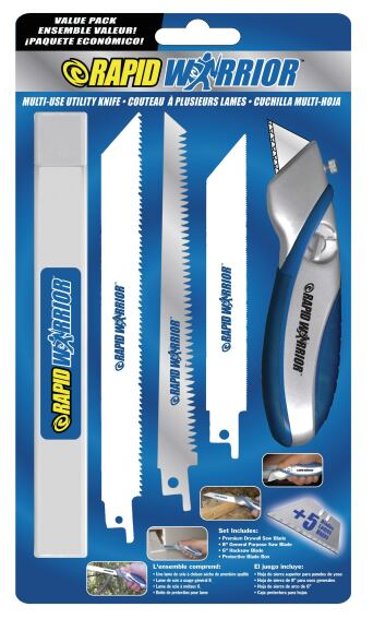 Rapid Tools Rapid Warrior Multi-Use Utility Knife