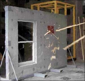 Hurricane resistant concrete homes jlc online storm for New construction windows online