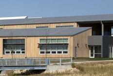 AIA COTE 2011 Top Ten Green Projects: Greensburg Schools/Kiowa County Schools