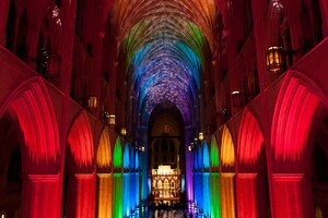 Seeing Deeper Illuminates Washington National Cathedral