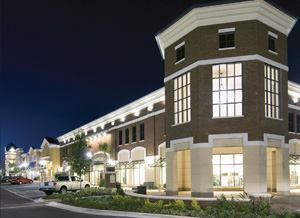 Tilt-up was chosen for the Winter Garden Village, Winter Park, Fla., due to the 500,000-sq.-ft. retail space's 10-month construction schedule.