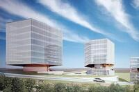Citation: Ordos 20+10 Office Complex