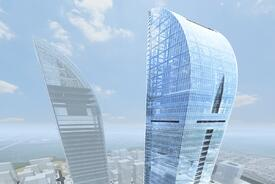Yinchuan Greenland Center