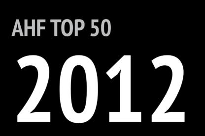 2012 AHF Top 50