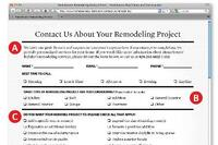 Contact Clarity: A Form for Gathering Information From Prospects