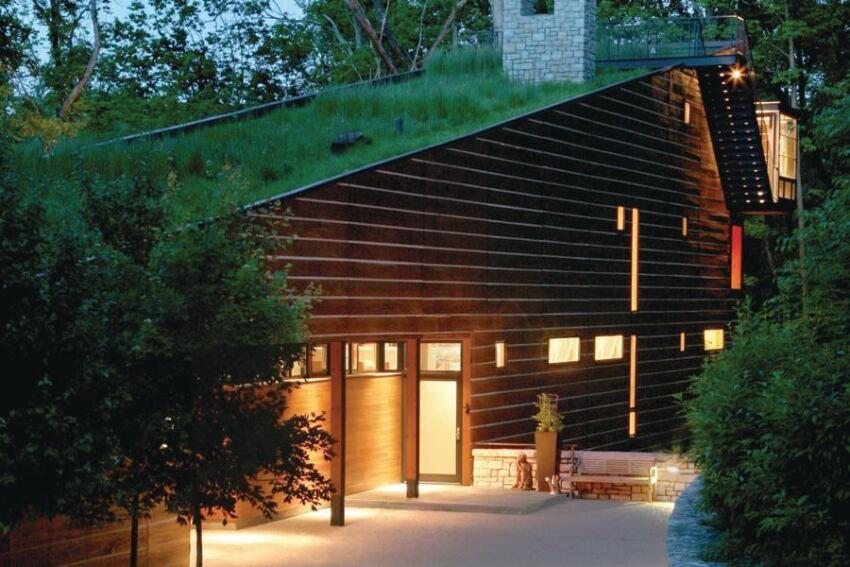 Walnut Woods Residence, Cincinnati