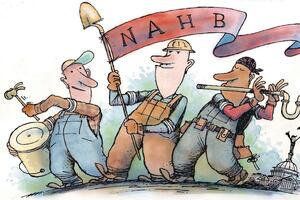 NAHB Plays Leading Role in Home Buyer Tax Credit Extension