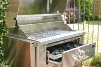 Outfit Outdoor Kitchens with New Products from Coyote Outdoor