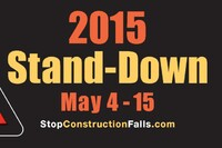Stand Down for Jobsite Safety