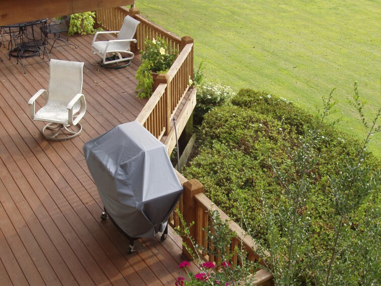 Study Indicates Composite Decking Set to Surge