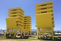 "Coachella ""Katrina Chairs"" Illustrate Ramifications of the Natural Disaster"