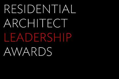 Residential Architect Leadership Awards