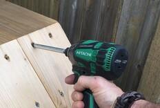 Tool Test: Hitachi Triple Hammer Impact Driver