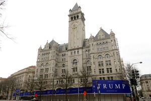 "GSA Determines Trump Hotel Lease in ""Full Compliance"""