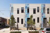 Case Study: Skinny Project Rowhouses, Philadelphia
