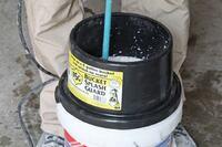 Splash Guard for 5-Gallon Buckets