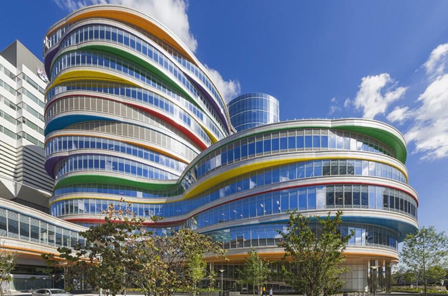 Buerger Center for Advanced Pediatric Care, Children's ...