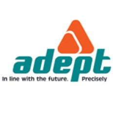Adept Fluidyne Logo