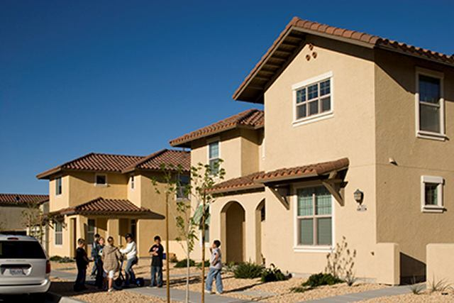 2008 Builder's Choice Awards: Fort Irwin Family Housing