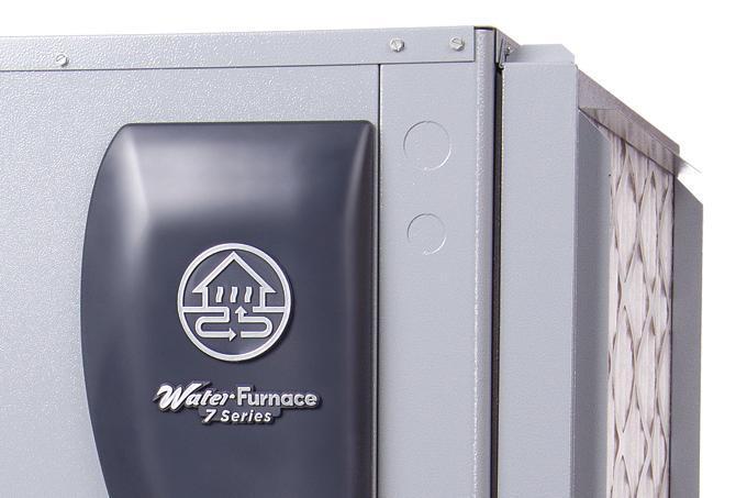 Earth-Bound Efficiency: WaterFurnace 7 Series Geothermal Heat Pumps