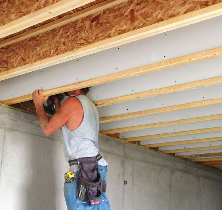 Fire Protection For Light-Wood Framing